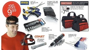 Craftsman Tool Bag Combo w/ Ace Card