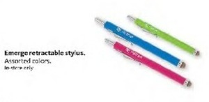 Emerge Retractable Stylus