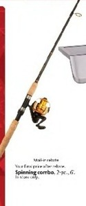 Spinning Combo After Rebate