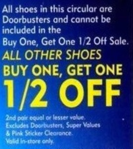 All Other Shoes - Excludes Doorbusters