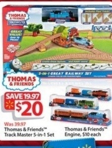 Thomas & Friends TrackMaster 5-in-1 Set