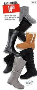 Select Boots for Kids