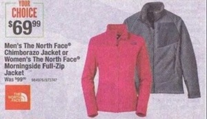 The North Face Men's Chimborazo Jacket