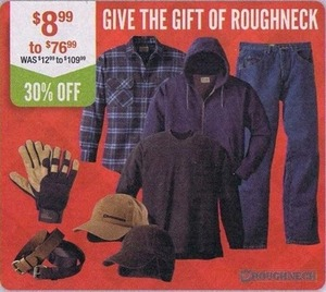 Roughneck Items