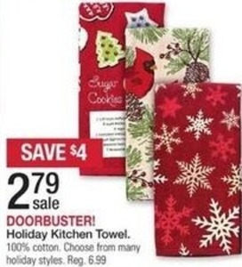 Holiday Kitchen Towel
