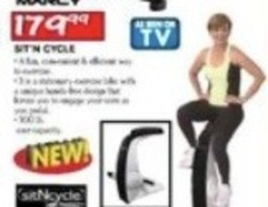 Sit 'N Cycle
