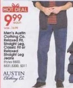 Men's Austin CLothing Co. Jeans