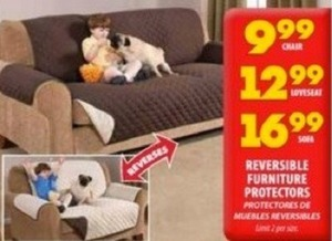 Reversible Furniture Protectors