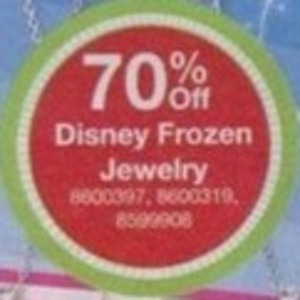Disney Frozen Jewelry
