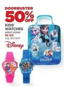 Doorbuster Kids' Watches