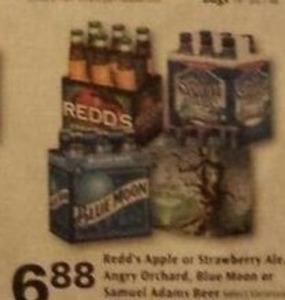 Samual Adams Beer