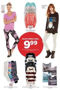 Select Knit Tops, Sweaters, Bottoms and Activewear for Juniors