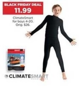 ClimateSmart For Boys