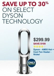 Select Dyson Products