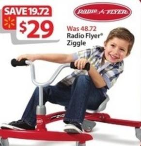 Radio Flyer Ziggle