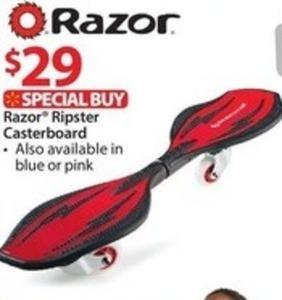 Razor Ripster Casterboard