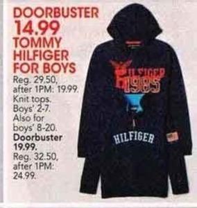 Tommy Hilfiger Boys' Knit Tops
