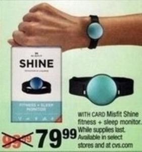 Misfit Shine Fitness + Sleep Monitor