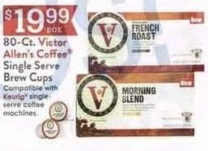 Allen's Coffee Single Serve Brew Cups