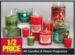 All Candles & Home Fragrance