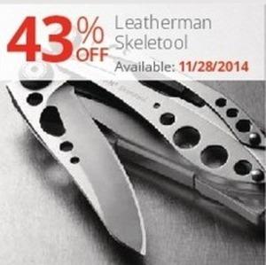 Weatherman Skeletal (Starts 11/28)