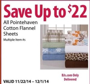 All Pointhaven Cotton Flannel Sheets
