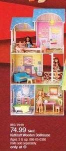 KidKraft Wooden Dollhouse