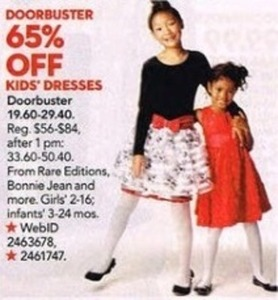 Select Girls' Dresses