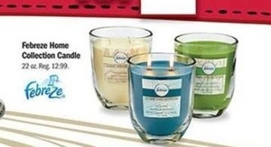 Febreze Home Collection Candle