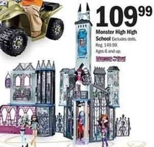 Monster High High School