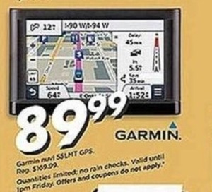 Garmin Nuvi 55LMT GPS