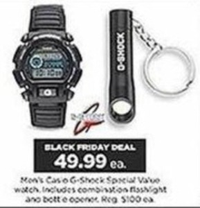 Mens Casio G-Shock Watch