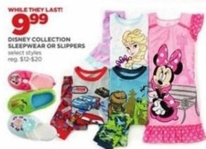Disney Collection Sleepware