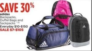 Adidas Backpacks, Duffel Bags and Sackpacks