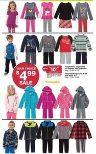 Toughskins Seperates for Infants & Toddlers