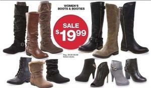 Women's Boots & Booties