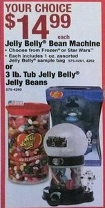 3 lb. Tub Jelly Belly Jelly Beans