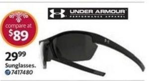 Under Armour Sunglasses