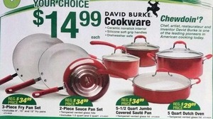 Select David Burke Cookware
