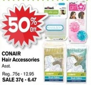 Conair Hair Accessories