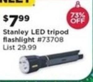 Stanley LED Tripod Flashlight