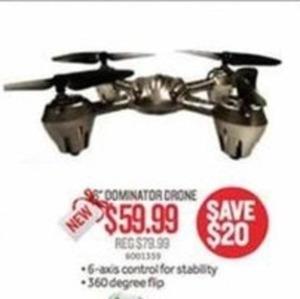 Dominator Drone