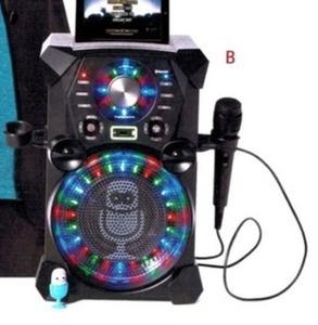 Singing Machine Vibe Hi-Deef Karaoke System