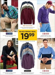 Tops For Men Select Styles