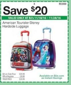 American Tourister Disney Hardside Luggage