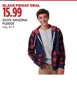 Arizona Guys' Fleece