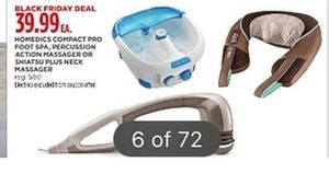 Homedics Spa Products