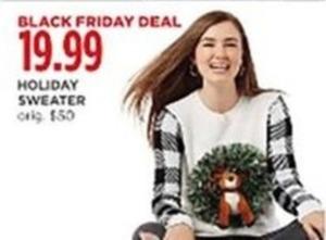 Women's Holiday Sweater