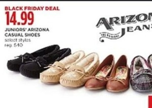 Juniors' Arizona Casual Shoes