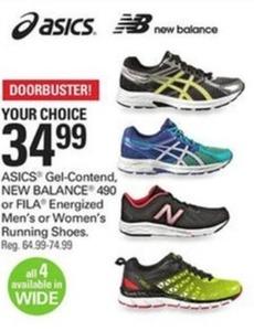 FILA Entergized Running Shoes